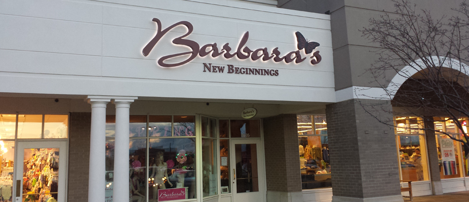 Barbara's New Beginnings