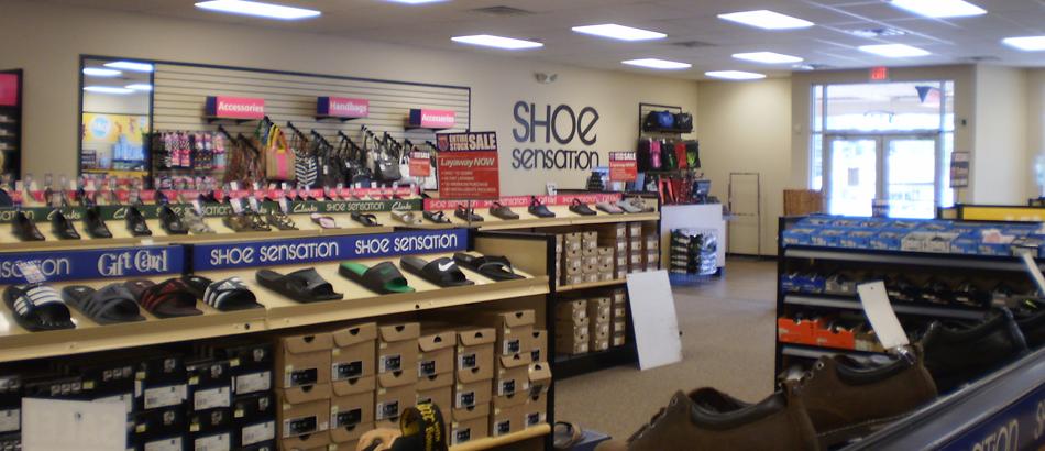 shoe sensation store near me