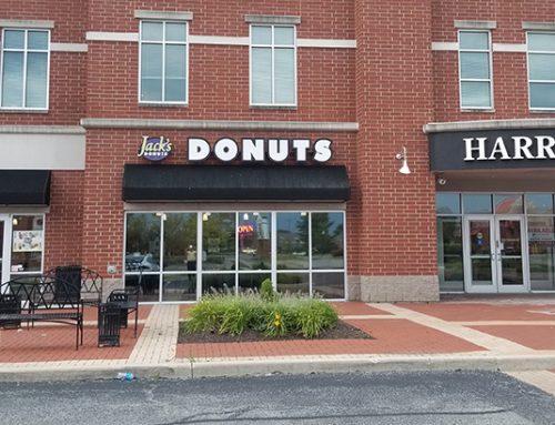 Jack's Donuts (Fort Ben)