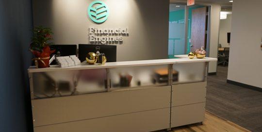 Financial Engines Lobby/Reception Area