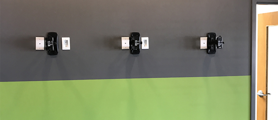 GolfTec TV wall mounts