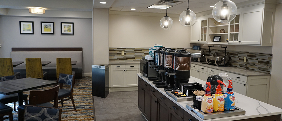 Homewood Suites Kitchenette