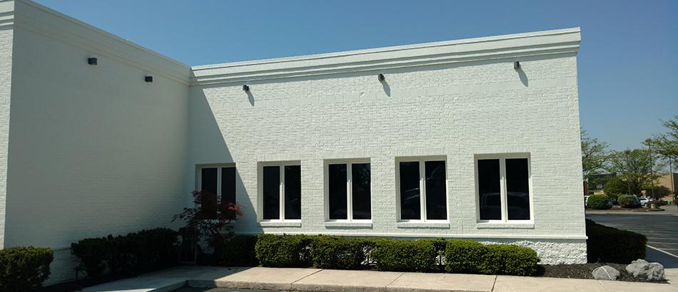 Peterson's building facade