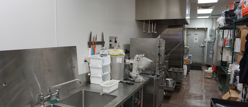 Food Prep Area