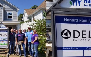 KBI Habitat for Henard Family