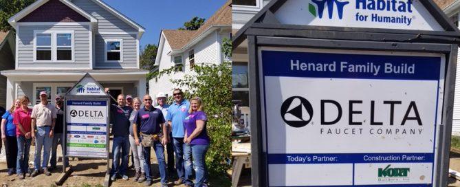 KBI Habitat for Henard Family