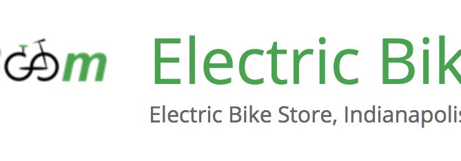 E-Boom Bicycles logo