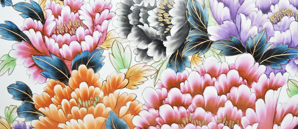 Ukiyo floral image