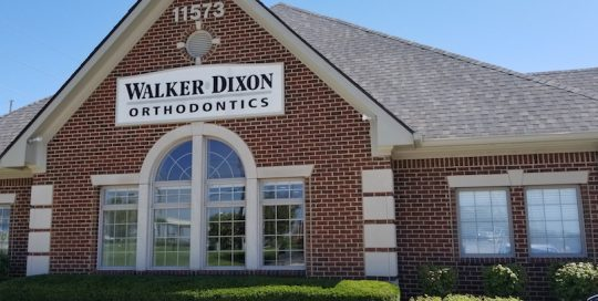 Walker Dixon Orthodontics project