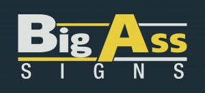 Big Ass Signs logo