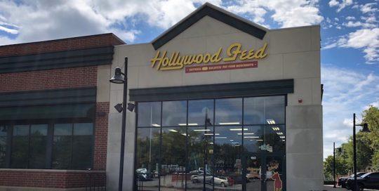 Hollywood Feed exterior