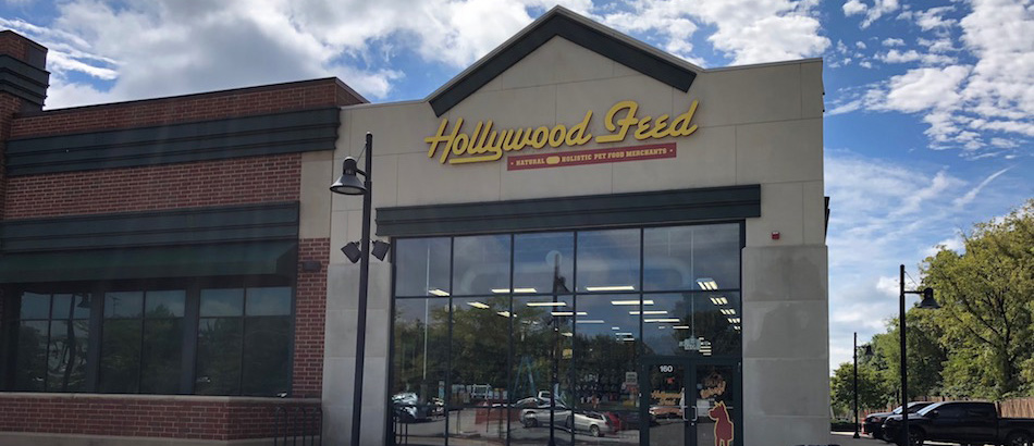 Hollywood Feed exterior