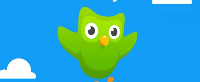 Learning made fun with Duolingo!