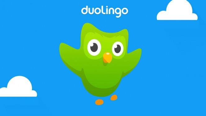 Learning made fun with Duolingo!