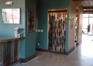 Sugar Creek Vineyard & Winery interior photo of the entryway