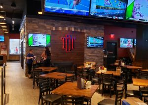 District Tap Downtown Interior