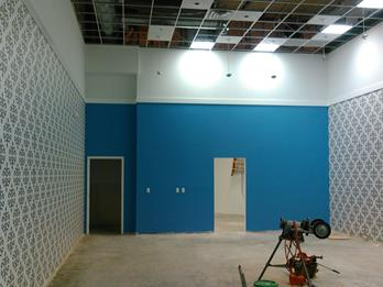 Kilwin's store renovation progress