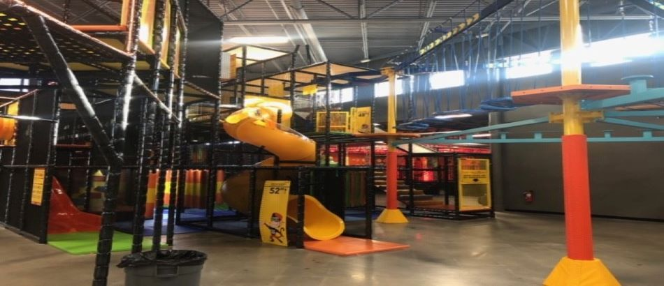 Urban Air Obstacle Course